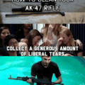 how to clean your ak