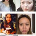 Asian makeup skills