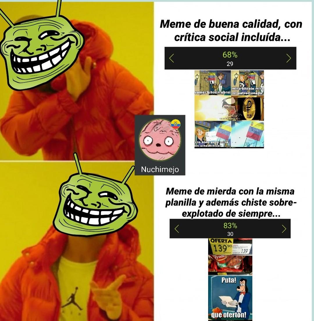 Verdad :_ - meme