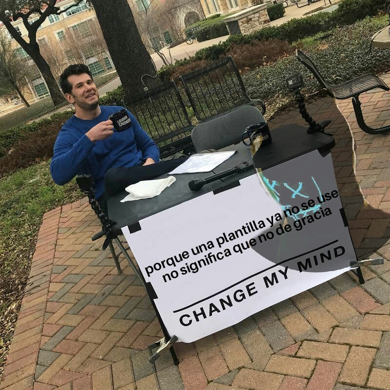 El titulo da gracia - meme