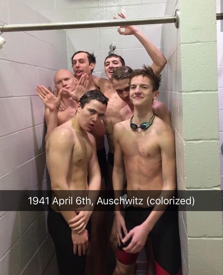 o Holocausto foi uma mentira - meme