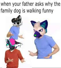 Furry Fucker - meme