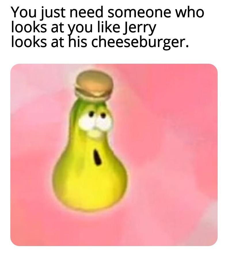 Love Veggietales - meme