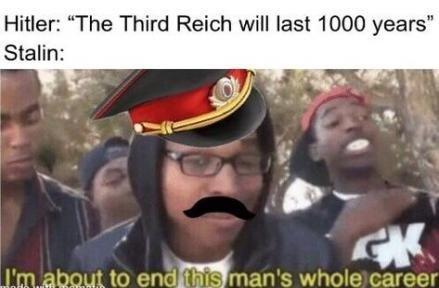 YEET that Reich! - meme
