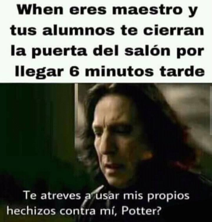 Potter - meme