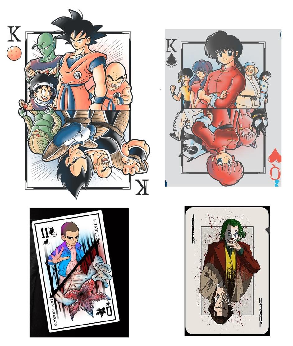 CardS orden decreciente - meme