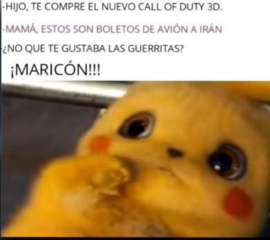 morIRAN - meme