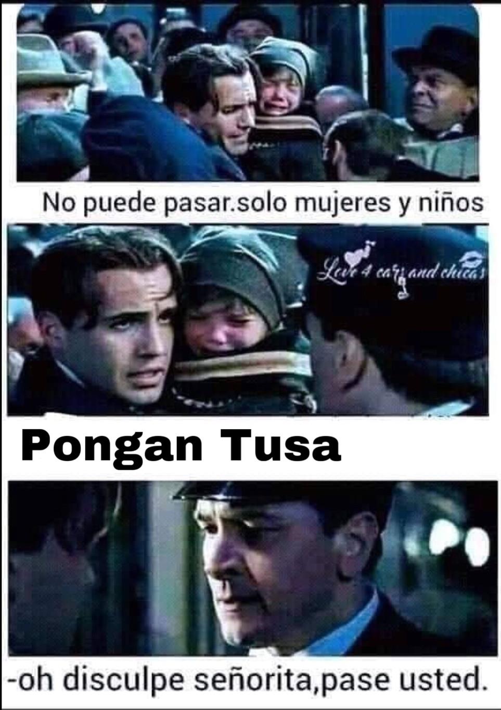 WEEEEEEY ES TUSA! - meme