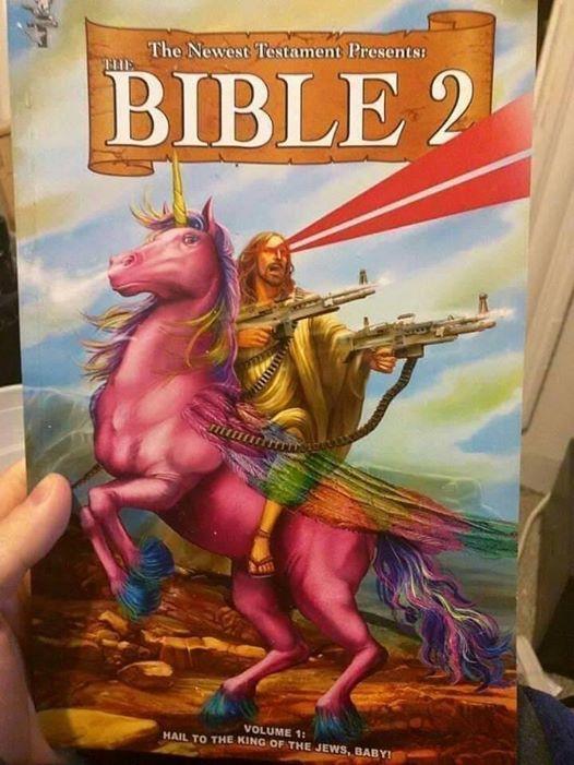 Bible remix - meme