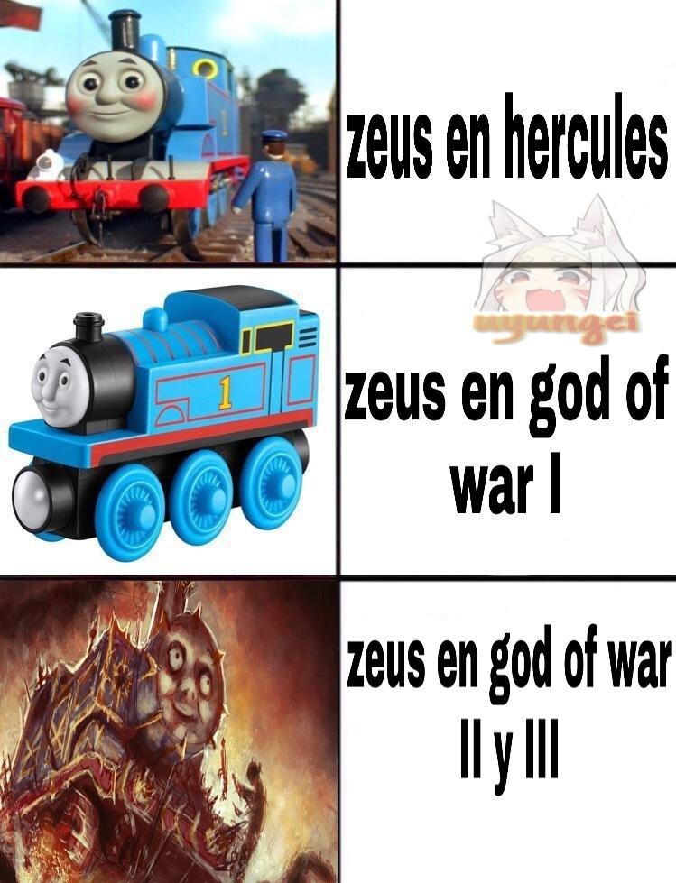 El zeus - meme