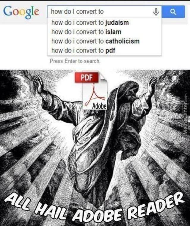 Praise PDF - meme