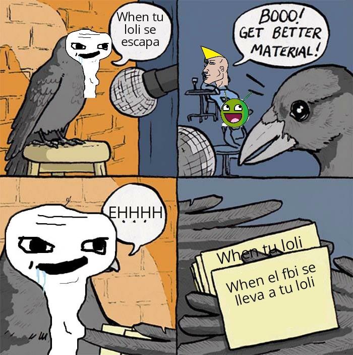 Como odio a los otakus - meme