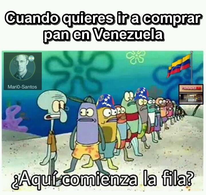 No se ofendan, amigos Venezolanos - meme