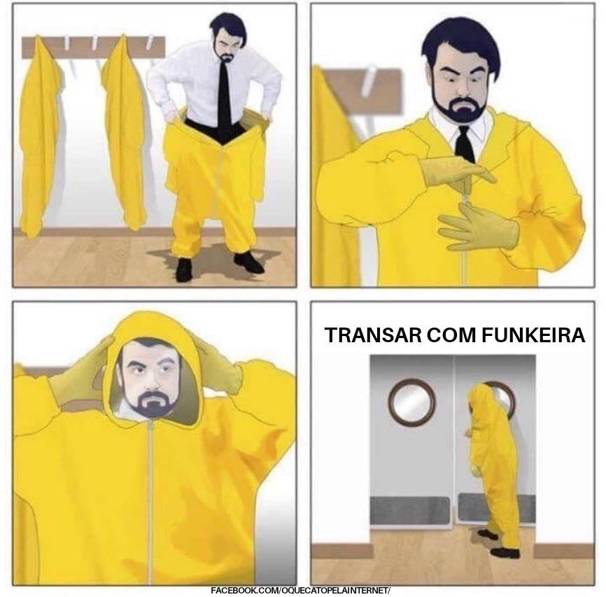 Funkeira - meme