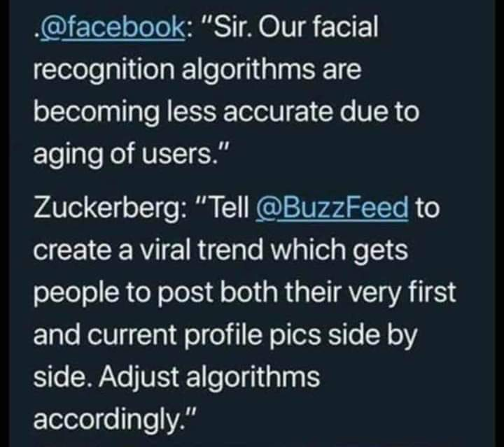 Its a conspiracy! - meme