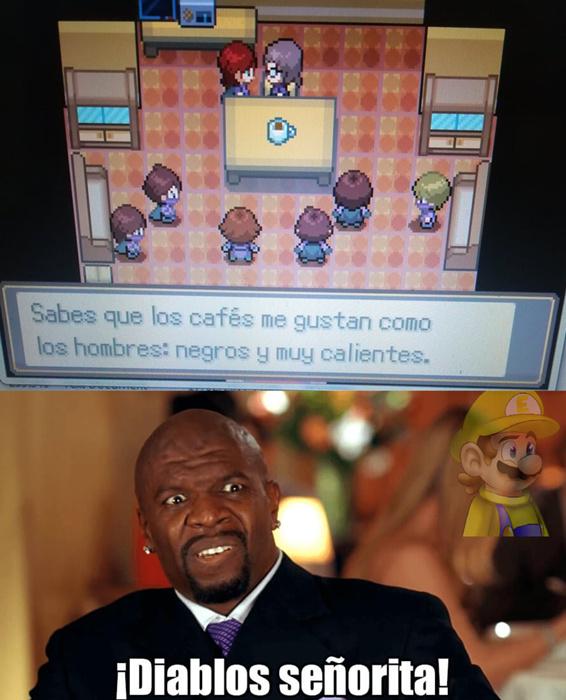 El Juego se llama Pokemon Titan - meme
