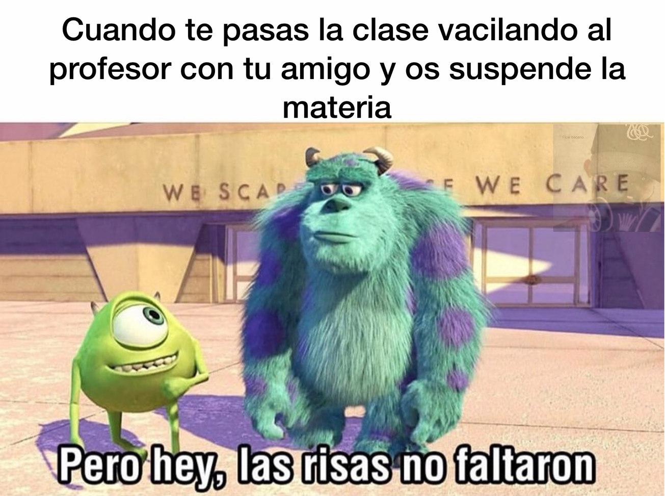 Vaciloon - meme