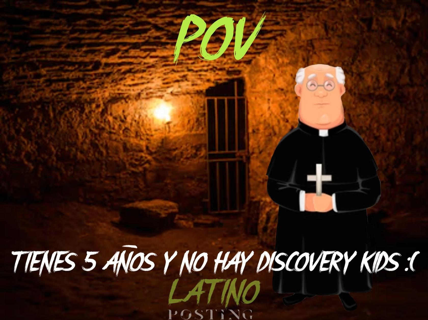 No hay Discovery Kids :C - meme