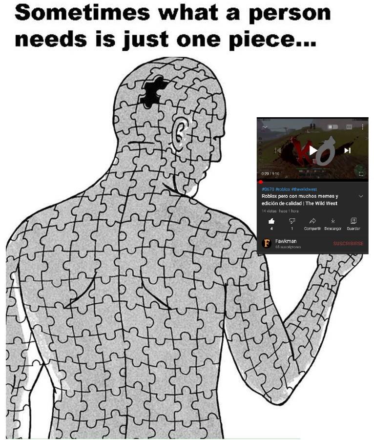 Contexto: Edito por 4 horas solo para que sus subs disfrutaran el video - meme