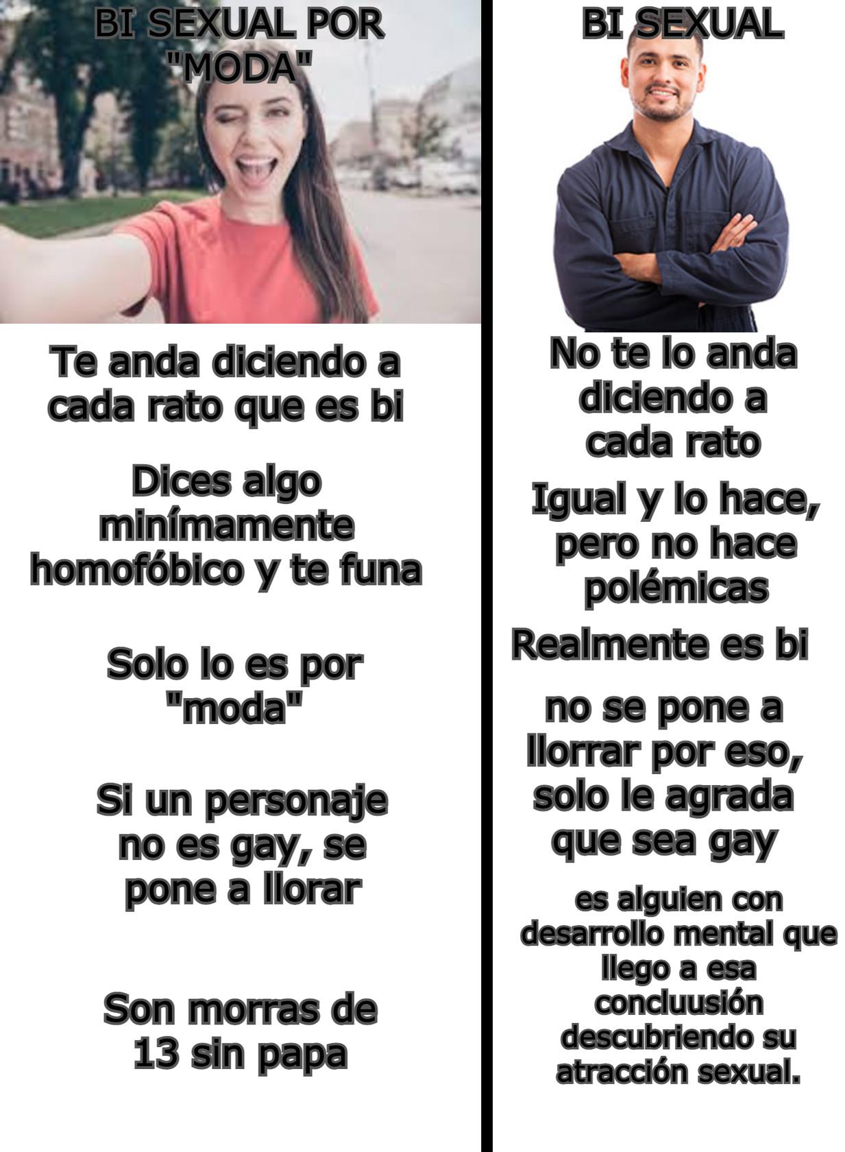 morras de tusecreto.io be like: PD:soy hetero y no niego que hay bisexuales ue no hacen polemicas - meme
