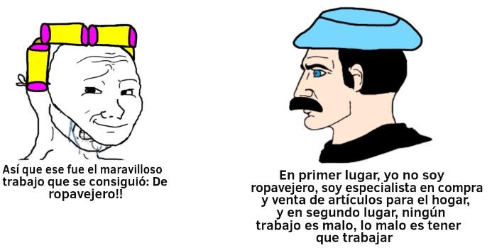 Don Ramón, el primer Gigachad de la historia - meme