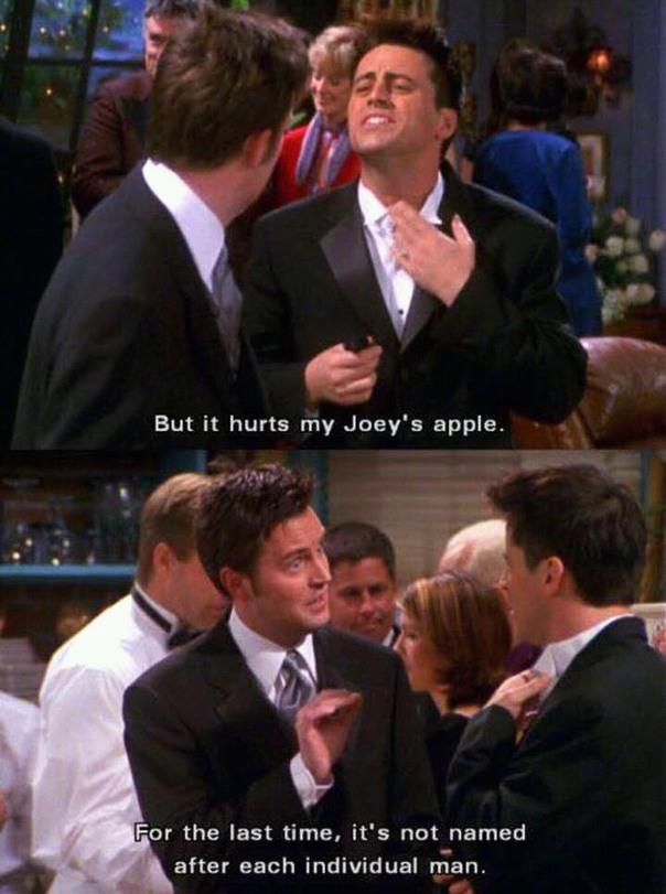 Joey Tribbiani  - meme