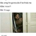 Hotel? Trivago XD