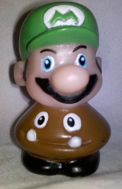 Its a me your nightmares - meme