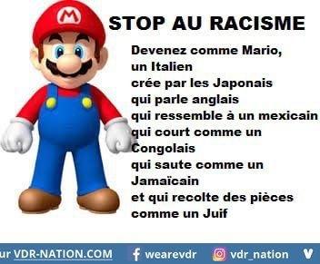 ceci n'est pas raciste - meme