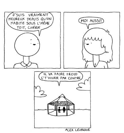 Le MÊME toit - meme