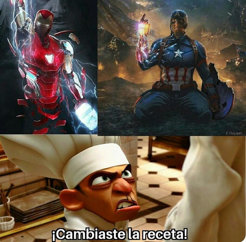 Creditos de imagenes:el loco de los comics - meme