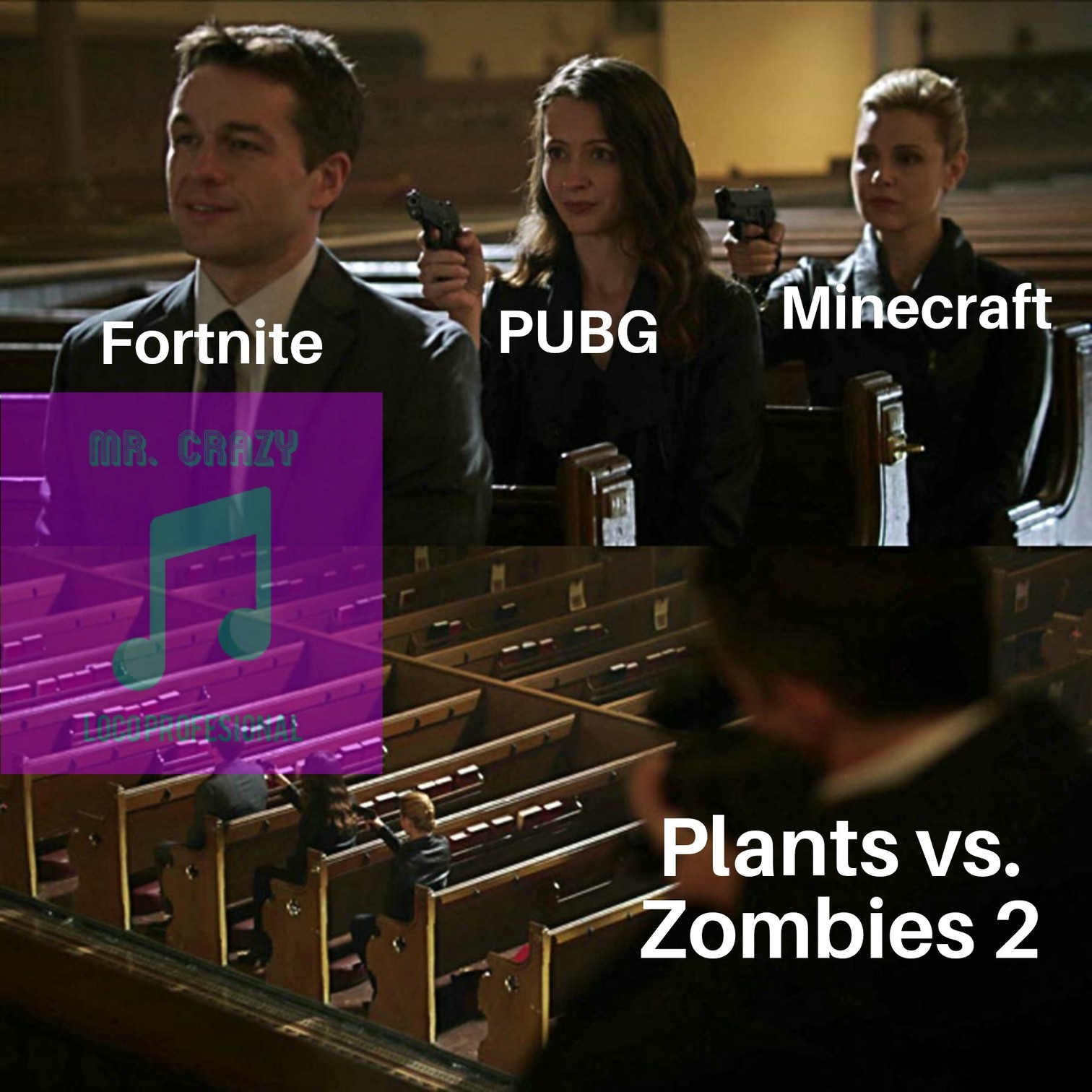 Ese sí va a ser un juegazo - meme