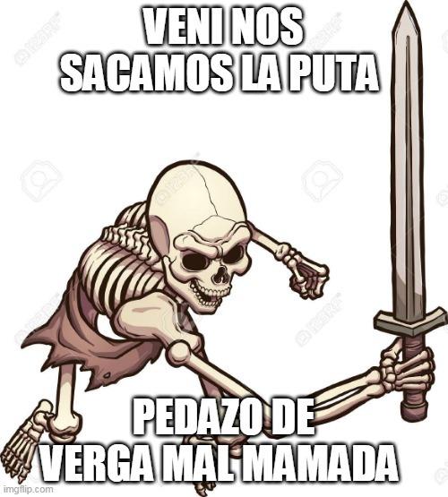 ENOJADO - meme