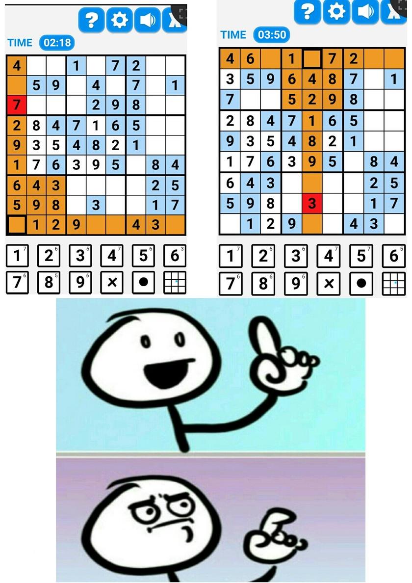 Faut ce poser des questions là 2× dans la même partie - meme
