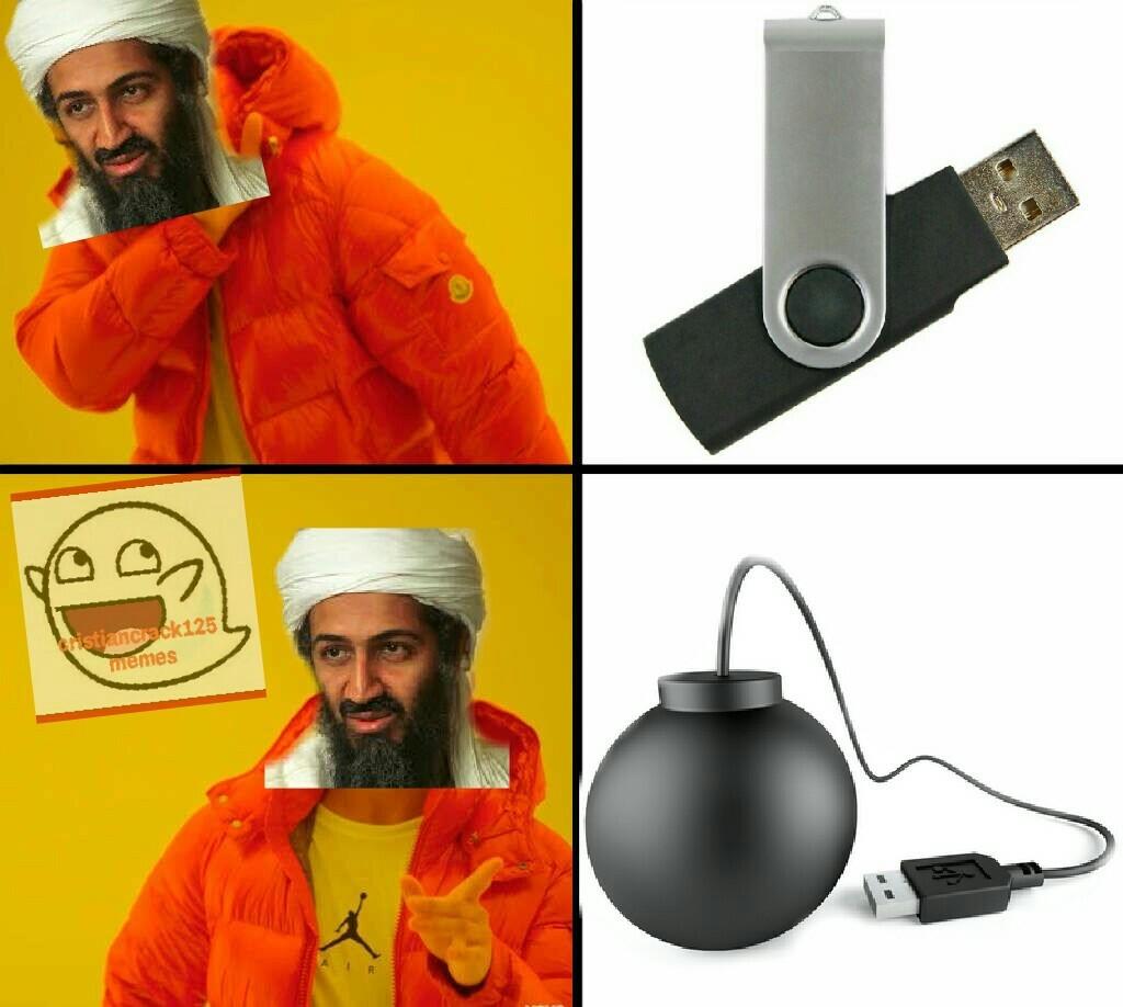 Alouh akbar - meme