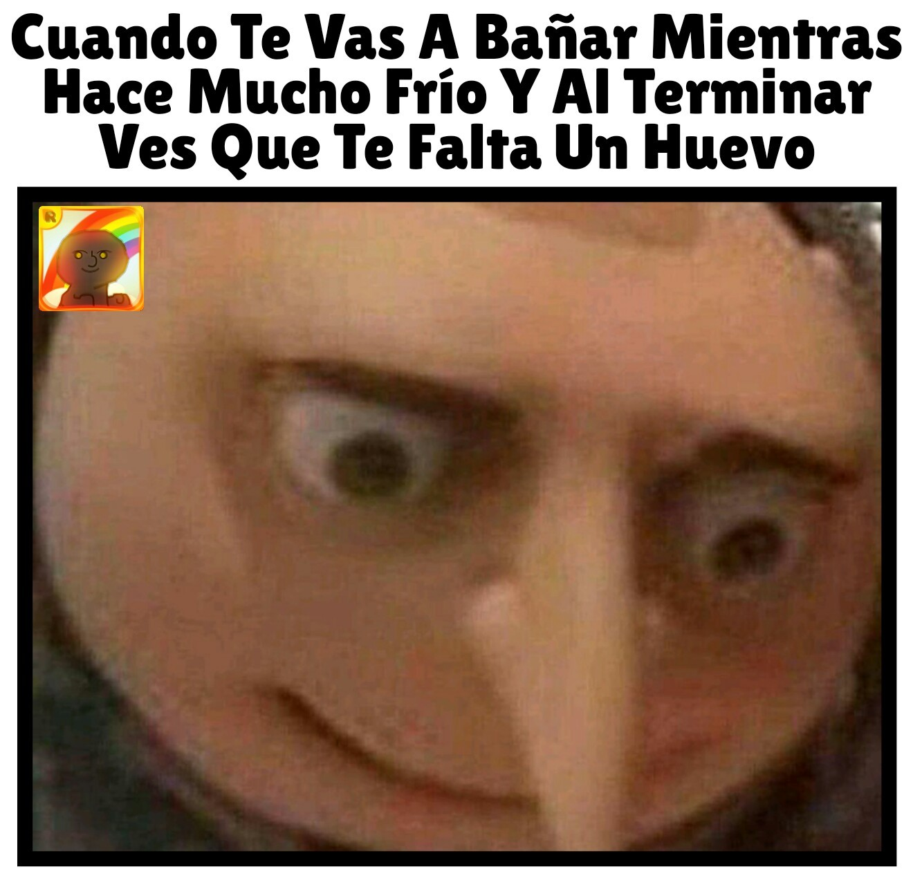 Frio - meme