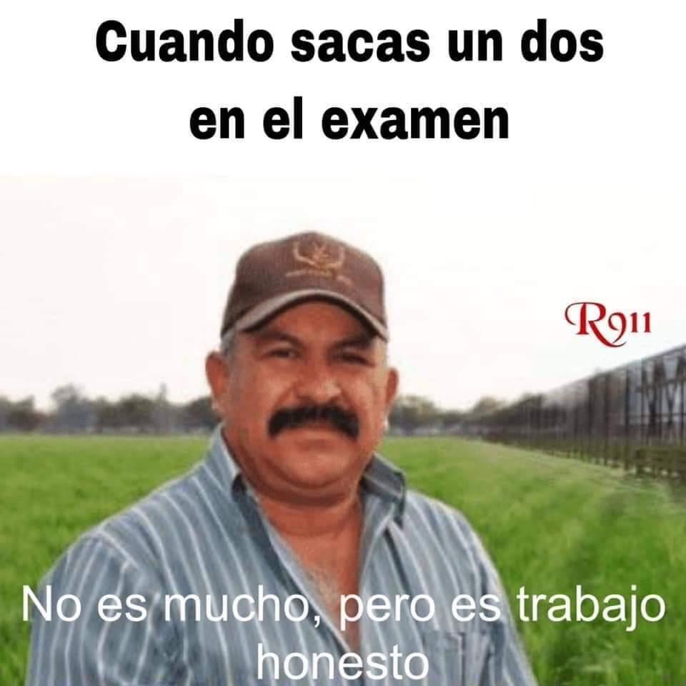 Examen final - meme