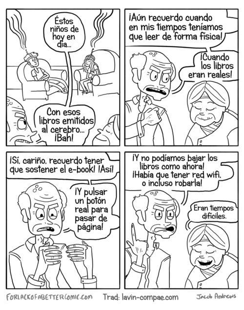 Viejos - meme