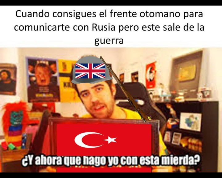WWI - meme