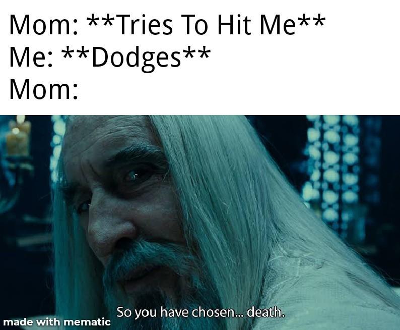 Dodge Tha Hit - meme