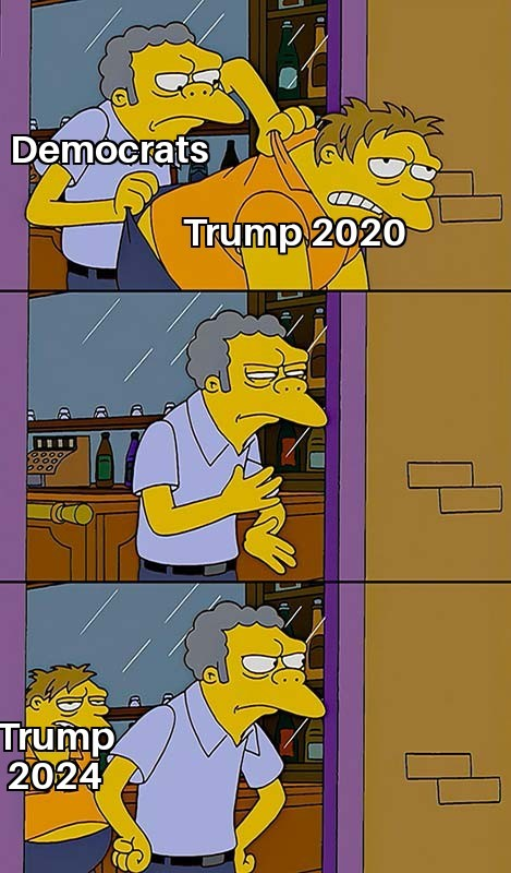 It could happen... - meme