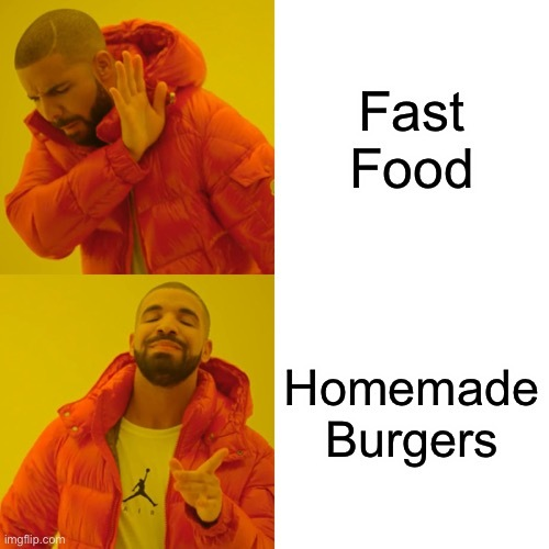 I made them last night and they were the best - meme