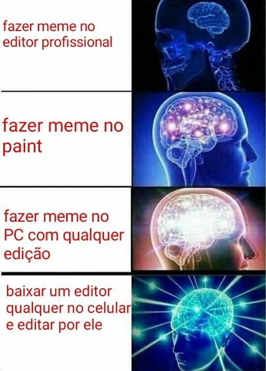 Melhor maneira - meme