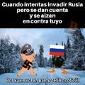 Esros rusos...