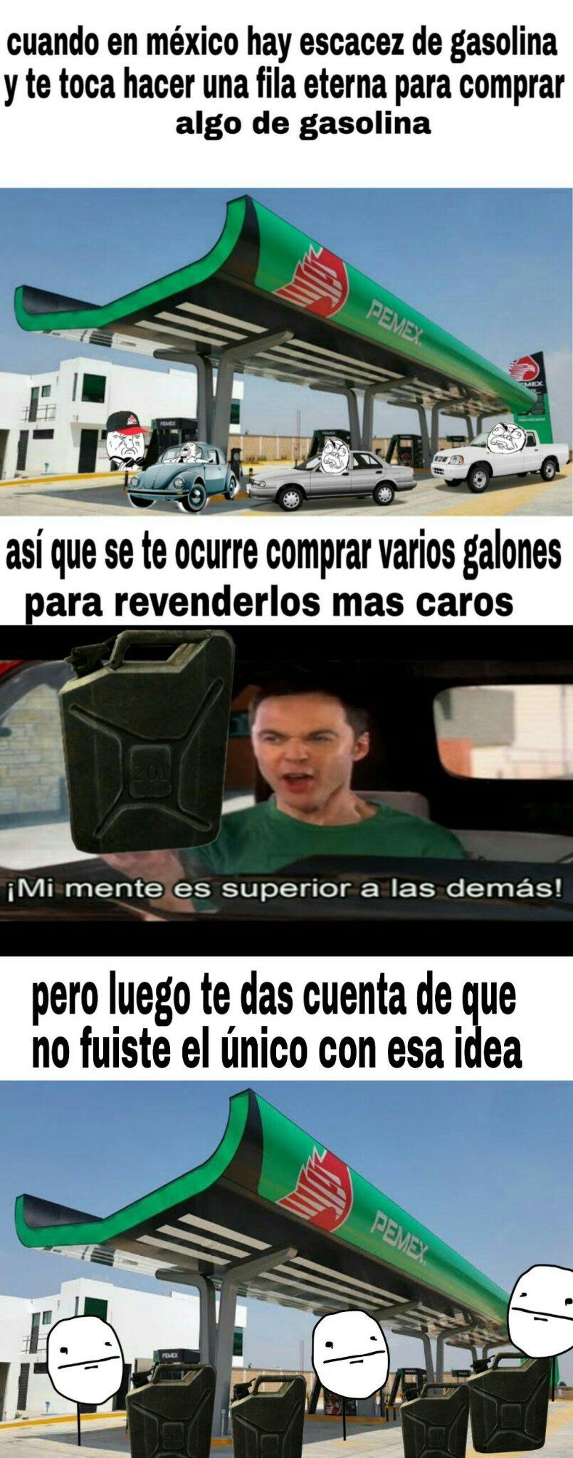 Pemex - meme