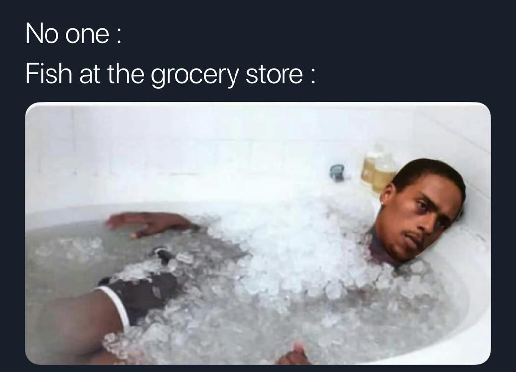 Glub glub nigga - meme