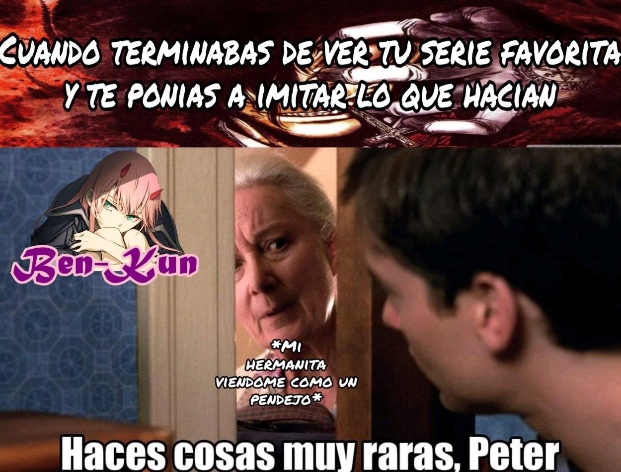 Peter, deja de ser un trolazo y comportate como un hombre >:c - meme