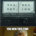 Great design job