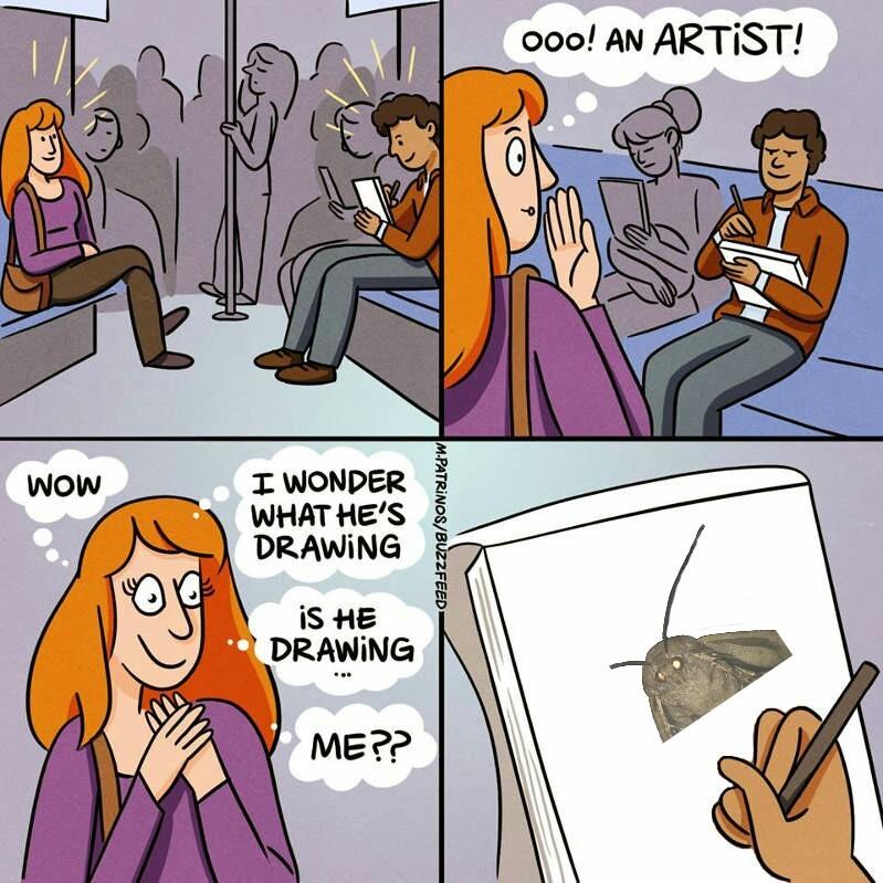 El agtista - meme