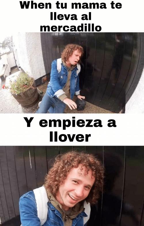 Gracias diosito - meme